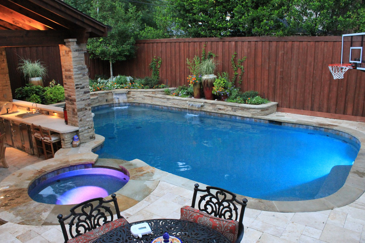 Remodel Your Pool Or Build A New Pool Today For Maximum ... on Backyard Redesign Ideas id=53519