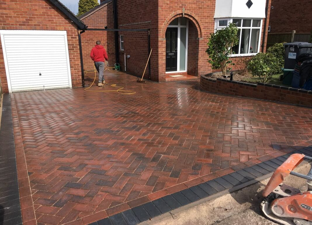 driveway paving services
