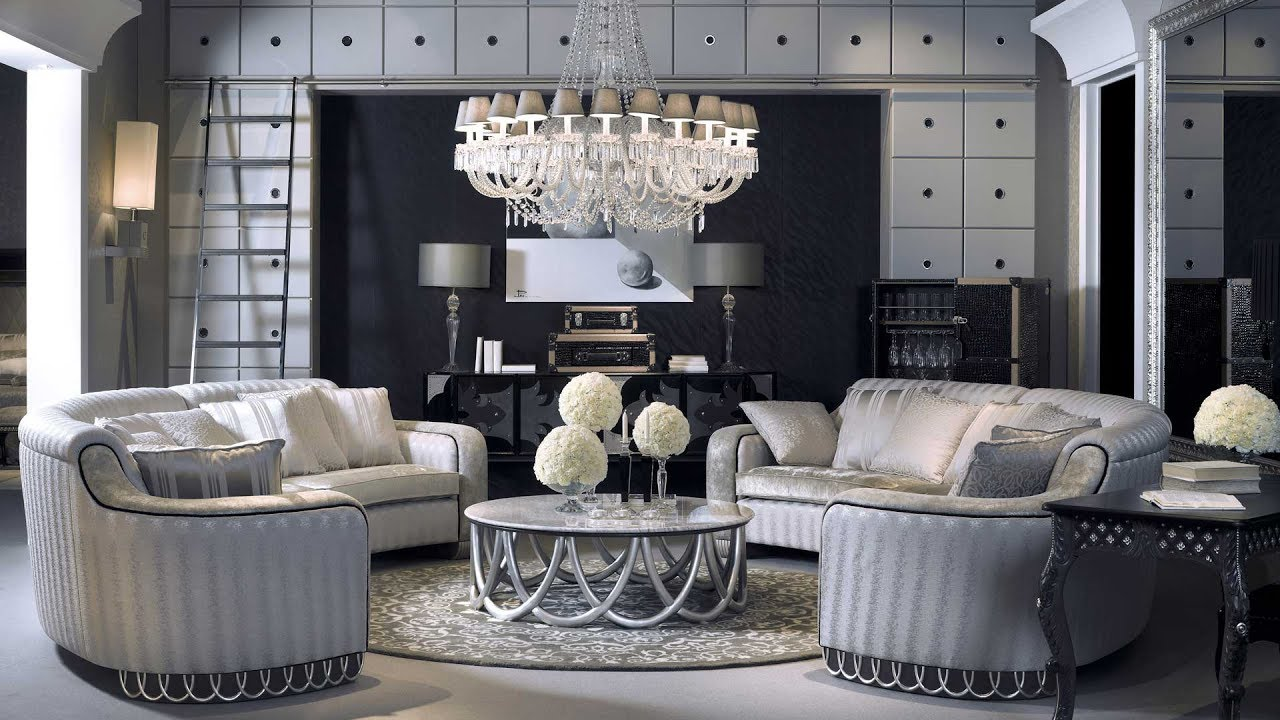 How To Furnish The Perfect Living Room, Italian Living Rooms